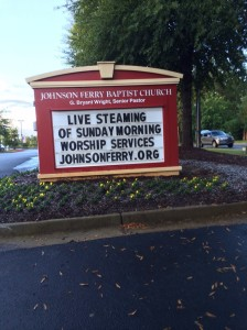 Church Sign Typos - Live Steaming