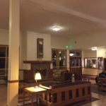 Yellowstone/Grand Teton Review, Day 7 – Mammoth Hot Springs Hotel, Mammoth Springs Dining Room, Albright Visitor's Center, and Stops on the Way to Signal Mountain Lodge